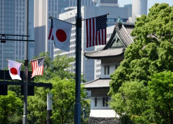 Donald Trump premier dirigeant étranger à rencontrer le nouvel empereur — Japon