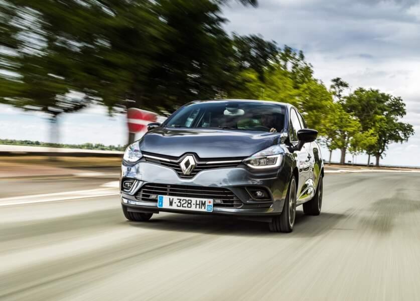 3 - Renault Clio 4 (7.181 ventes)