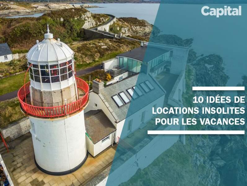 Moulin à vent, belvédère, igloo… Retrouvez notre sélection d'hébergements insolites pour les vacances