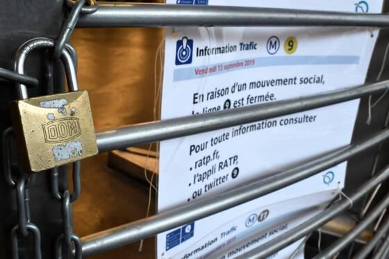 Grève des transports : la RATP propose des réductions sur Kapten et Uber pour se faire pardonner