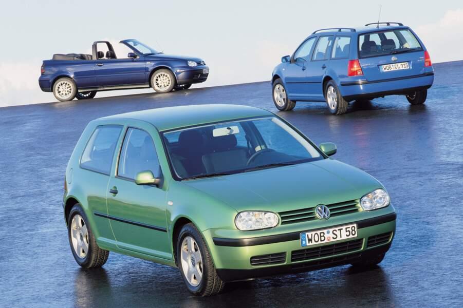 Volkswagen Golf 4 (1996 - 2003)