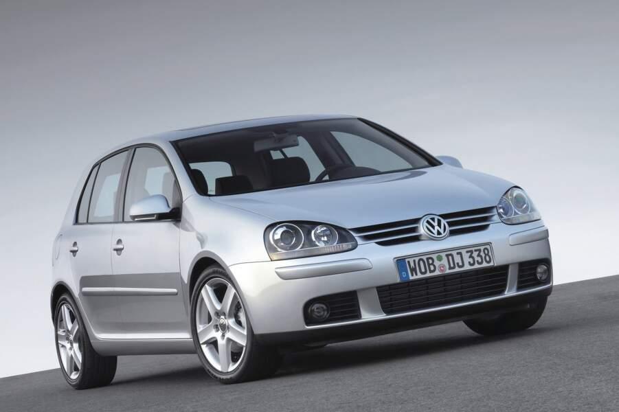 Volkswagen Golf 5 (2003 - 2008)
