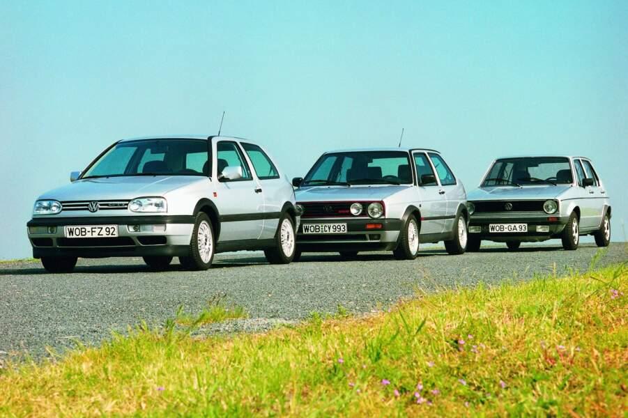 Volkswagen Golf 3 (1991 - 1996)