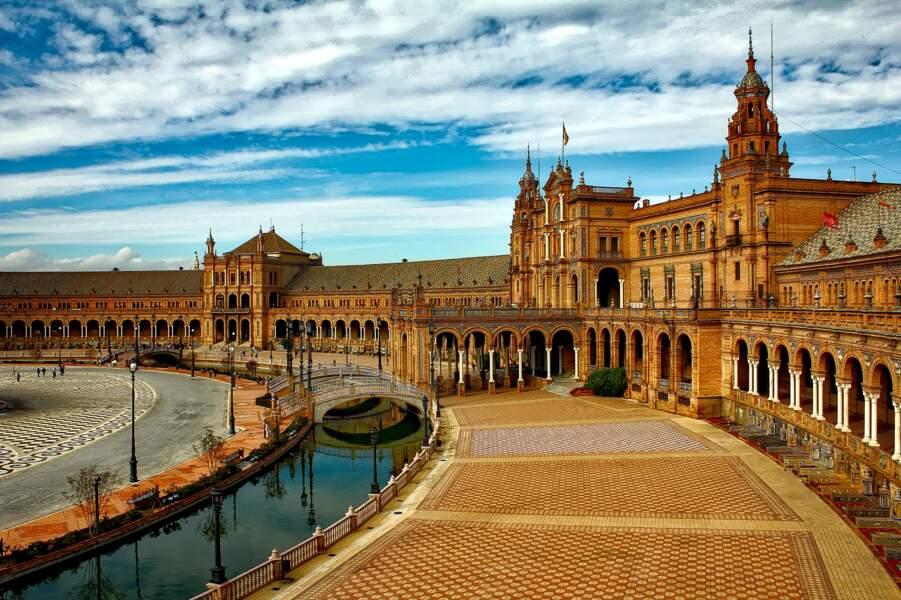 Une escapade andalouse à Séville (Espagne)