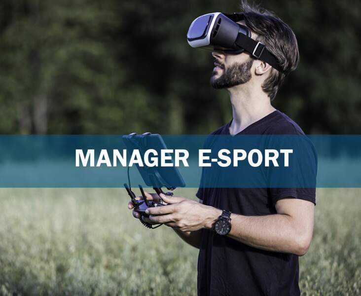 Manager e-sport : l'agent des pros du jeu vidéo