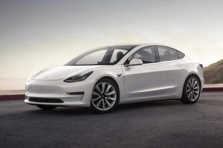 3 - Tesla Model 3