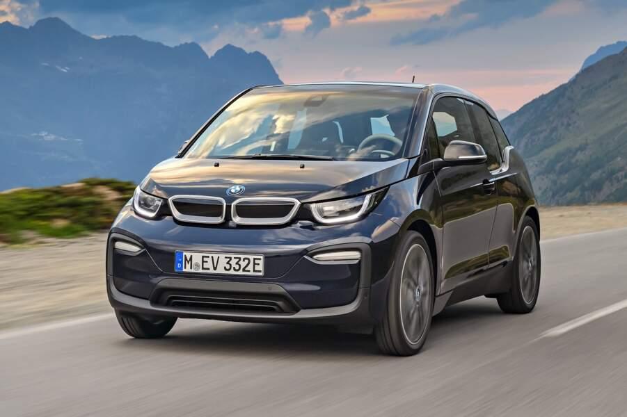 4 - BMW I3 (2.793 VENTES)