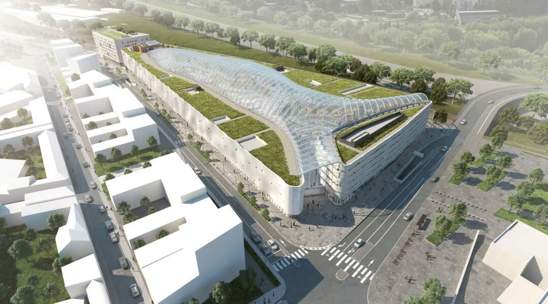Lille : le centre commercial Lillenium ouvrira enfin