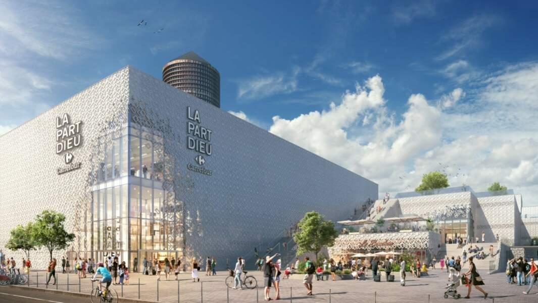 Lyon : la Part-Dieu s'offre un nouveau visage