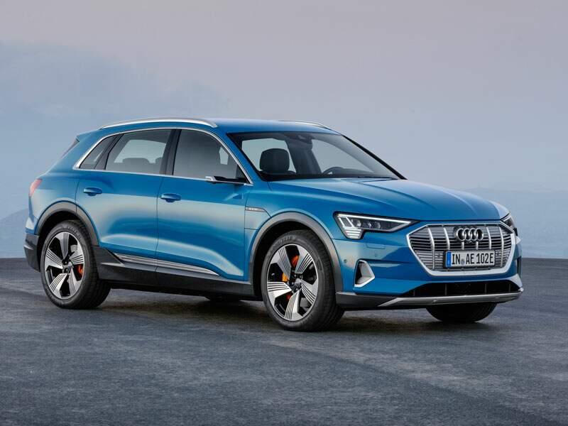 Audi e-Tron GT :Vive comme un éclair sur une longue distance - 100 % électrique