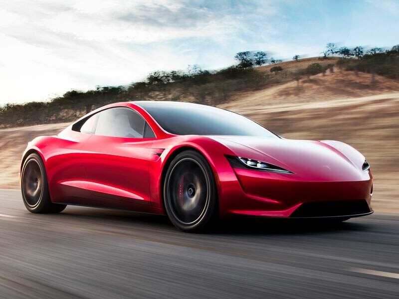 Tesla Roadster : la belle promesse du trublion américain - 100 % électrique