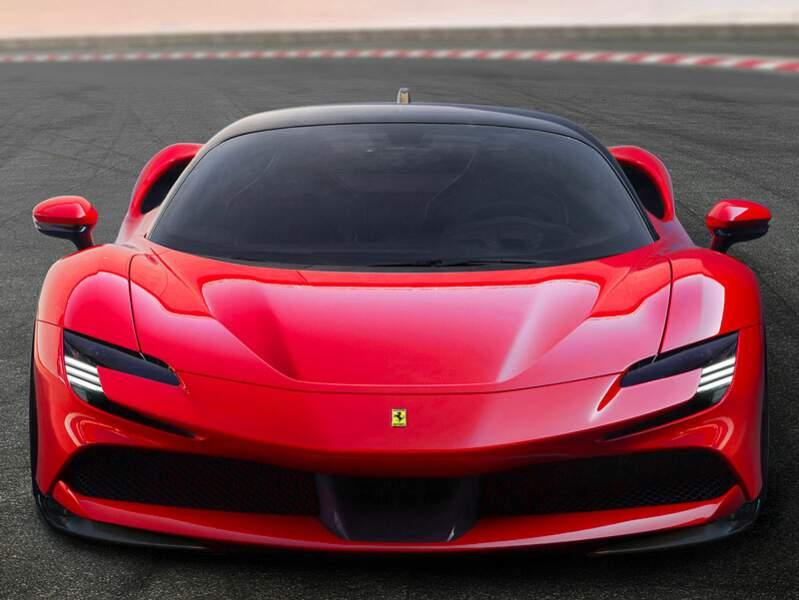 Ferrari SF90 Stradale : une nouvelle piste pour le cheval cabré - Hybride
