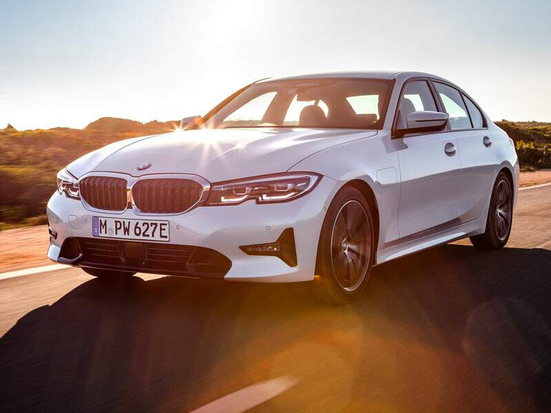 BMW 330e : engagée sur la voie du progrès