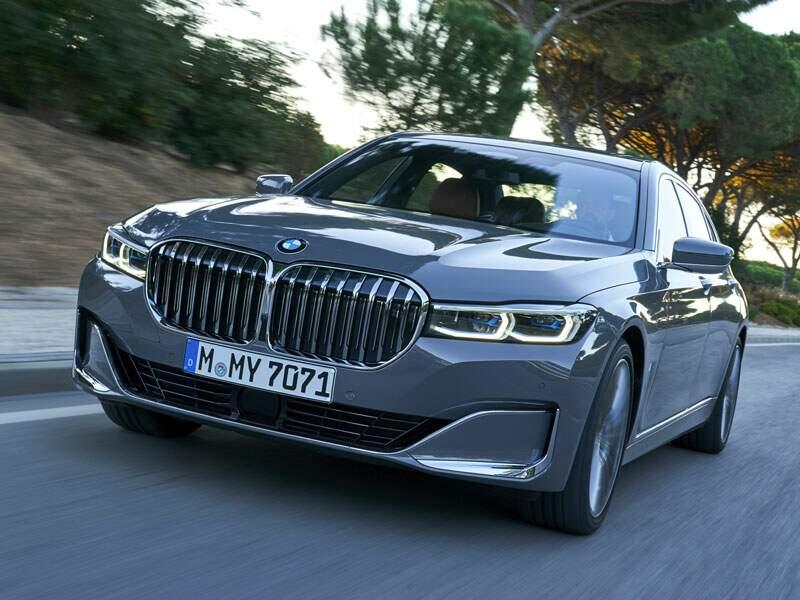 BMW 745Le : la limousine qui parie sur l'écologie