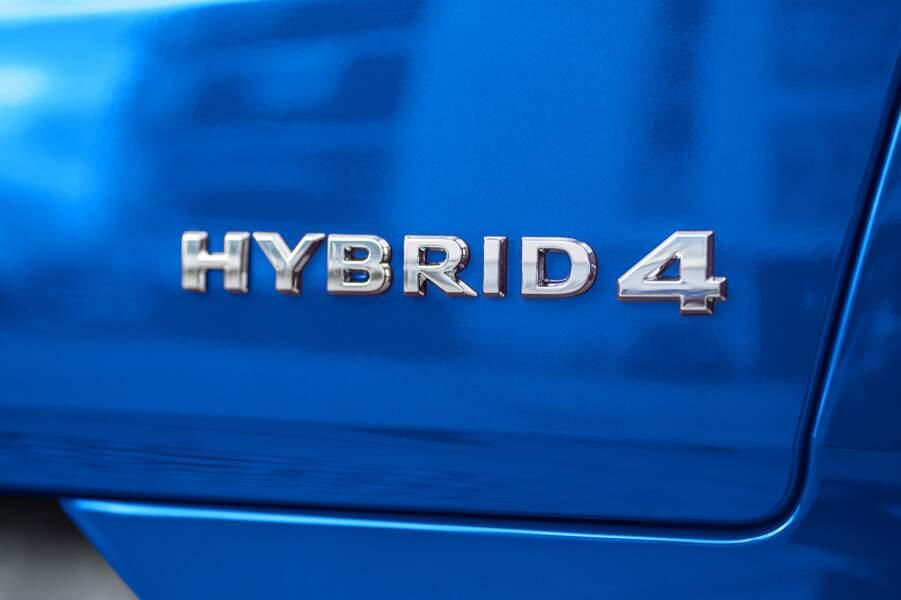 Fiche technique Opel Grandland X Hybrid4 (2020)
