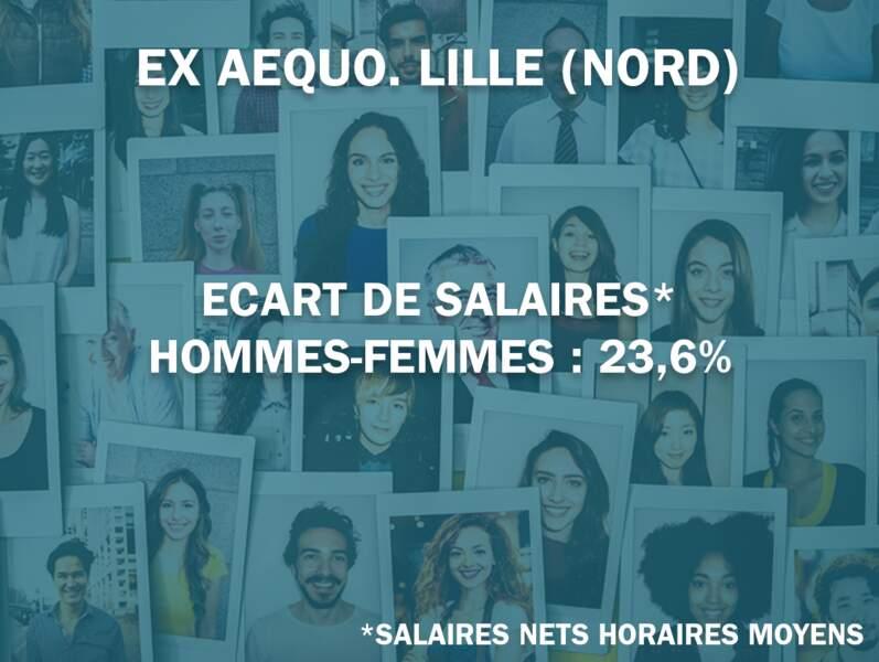 7 ex aequo. Lille