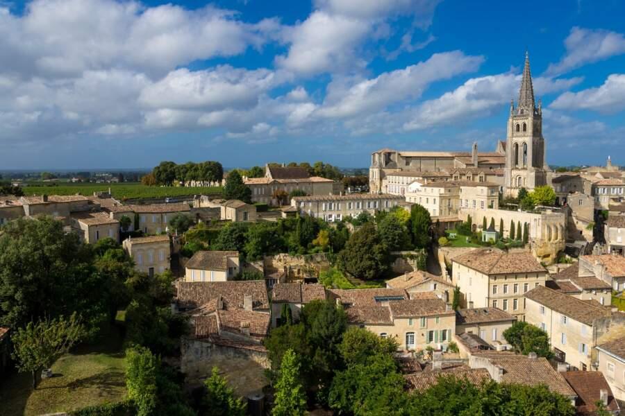 A moins de 100 kilomètres de Bordeaux
