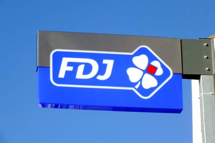 Française des Jeux (FDJ), l'opérateur français de la loterie nationale