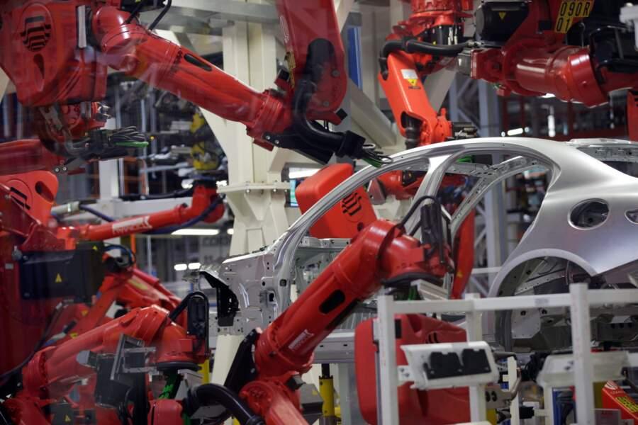 Comau, la filiale robotique de Fiat Chrysler