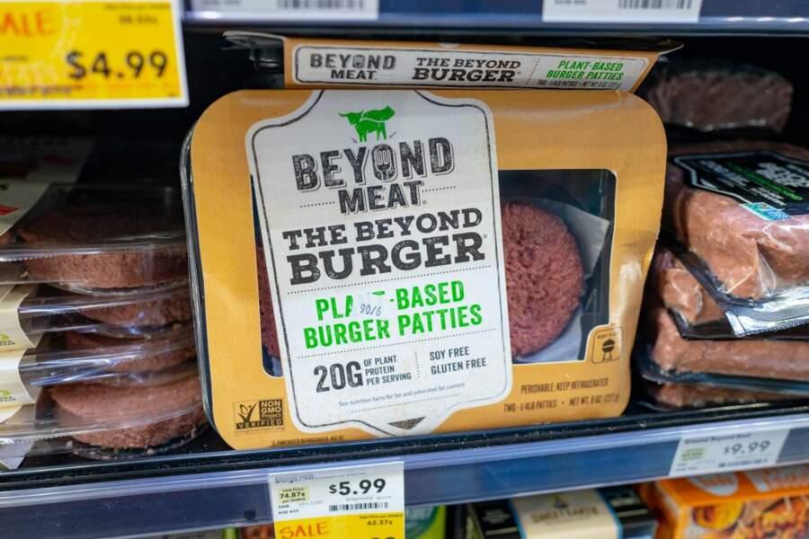 Beyond Meat, le spécialiste américain de la fausse viande