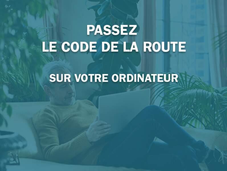 Passez le code de la route sur votre ordinateur