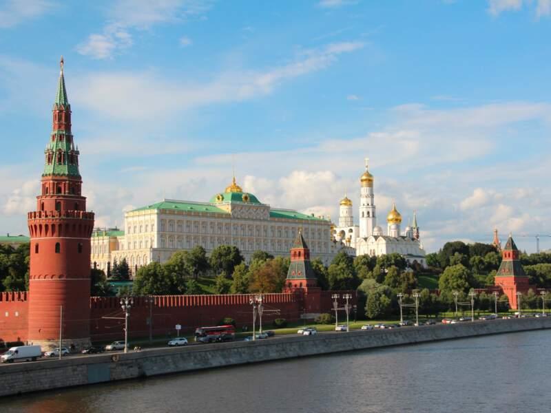 Actions de la Russie