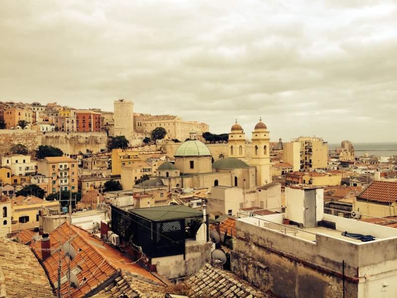 Cagliari (Sardaigne, Italie)