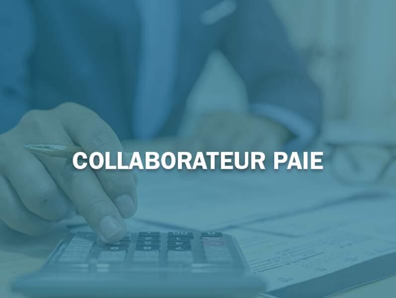 Collaborateur paie