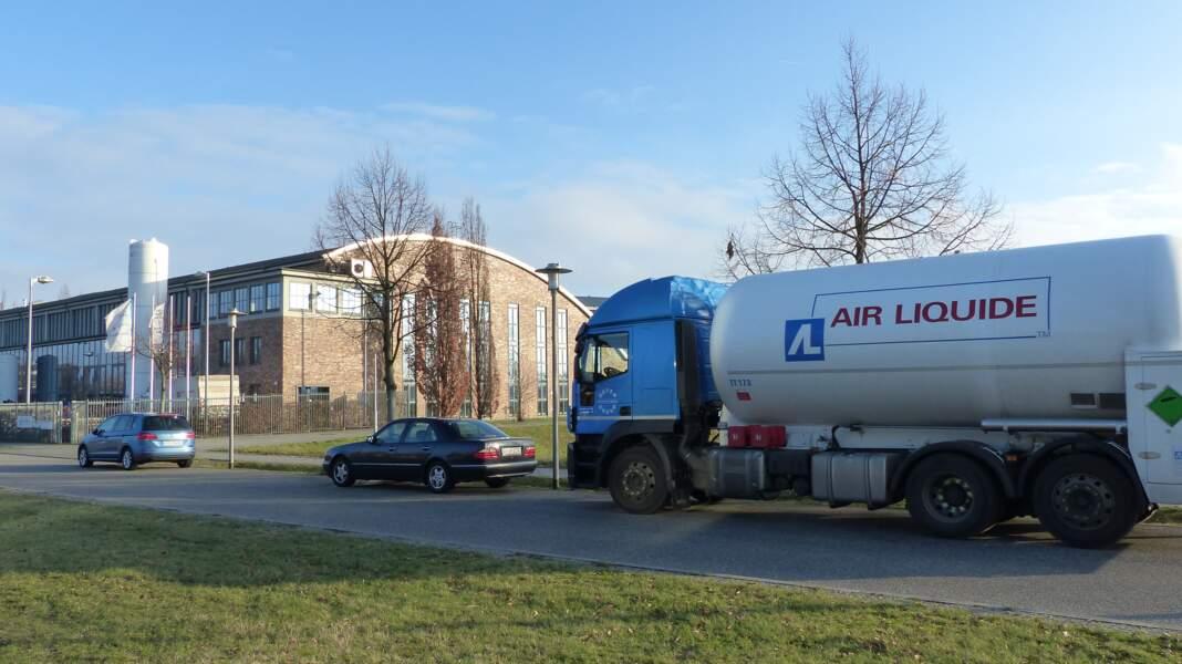 Les géants des gaz industriels