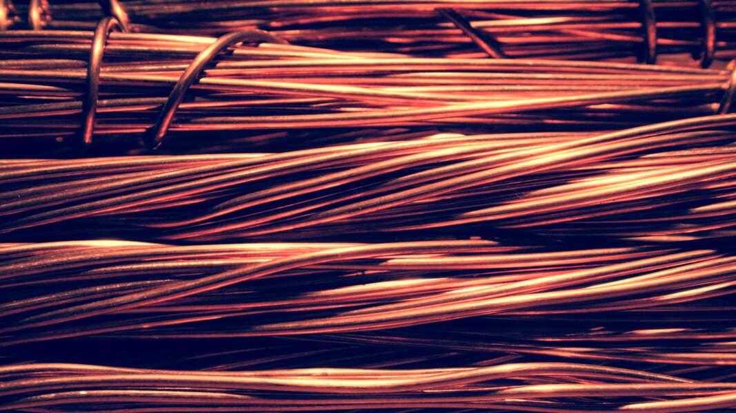 Les métaux industriels (cuivre, etc.)