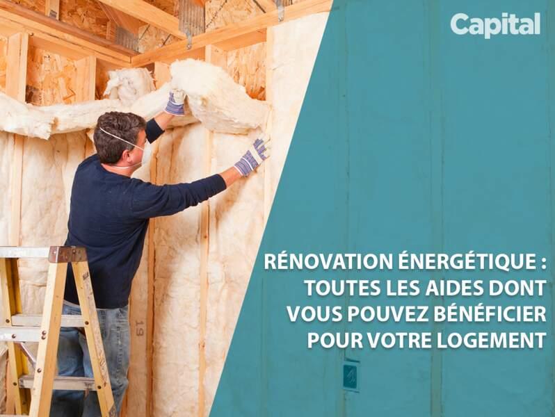 Rénovation énergétique : toutes les aides dont vous pouvez bénéficier