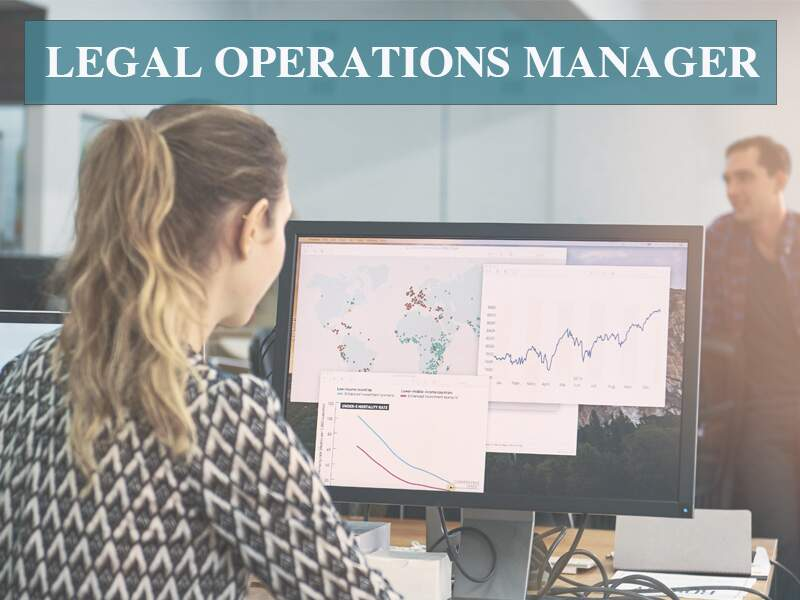 Legal operations manager