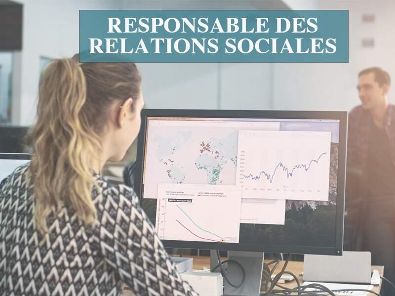Responsable des relations sociales
