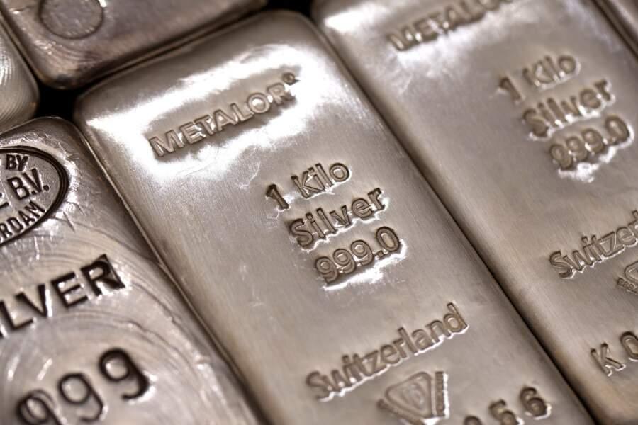 L'argent (métal) voit son cours exploser