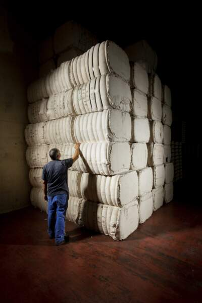 Stockage du coton