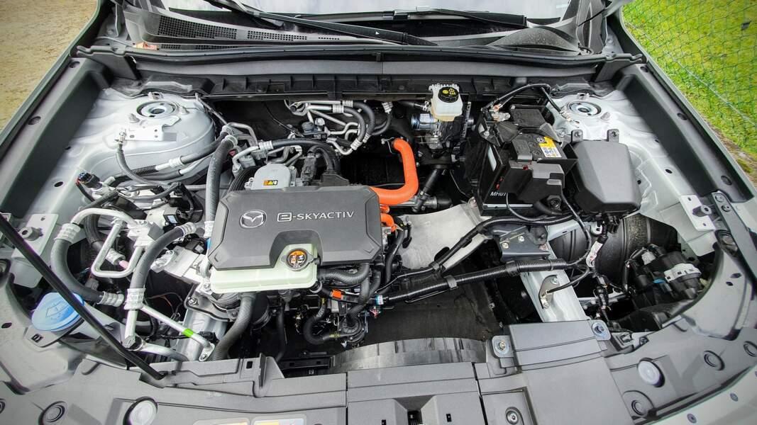 Fiche technique Mazda MX-30