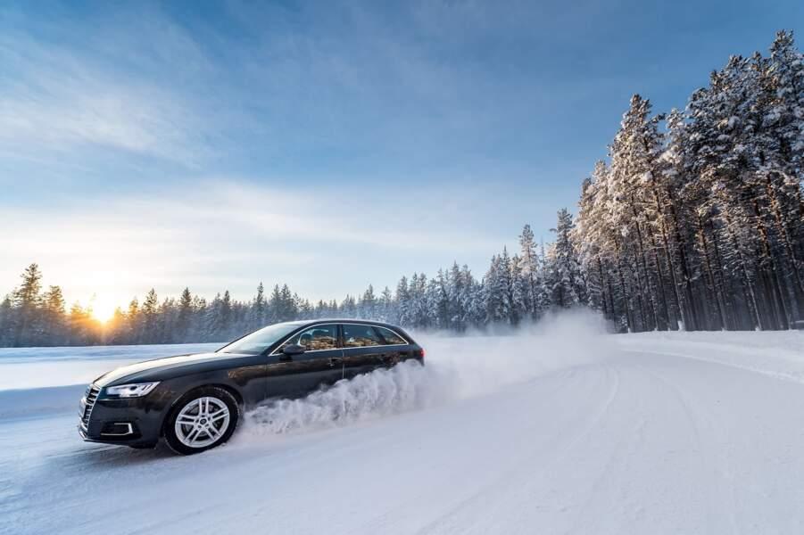 Les pneus hiver bientôt obligatoires