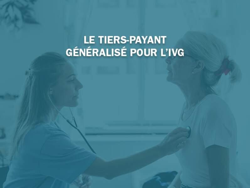 Le tiers-payant généralisé pour l'IVG