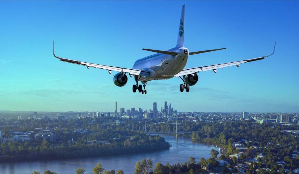 1 - Écotaxe sur les billets d'avion
