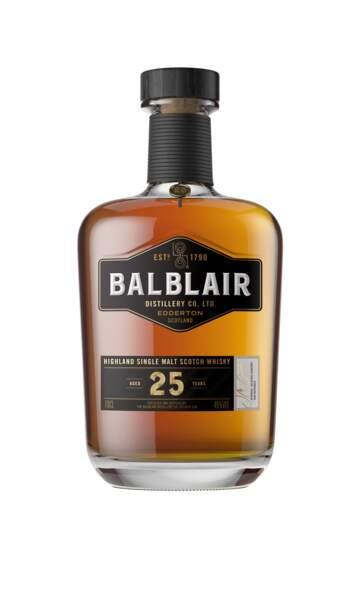Balblair, 25 ans