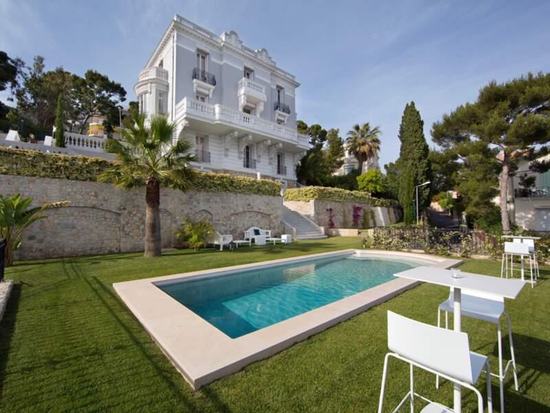 Cap-d'Ail, villa classée à vendre