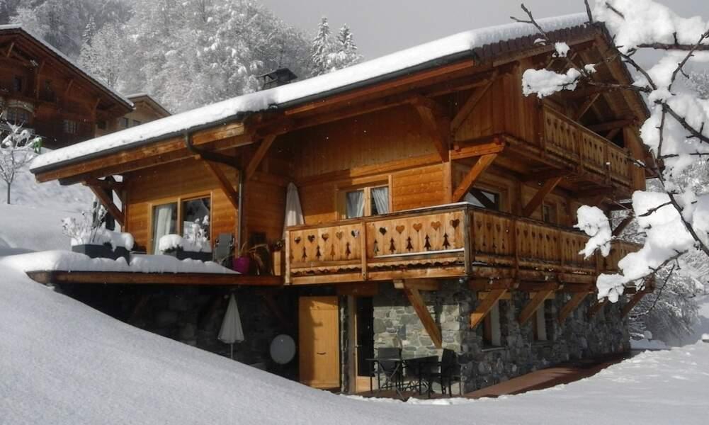 Un studio dans un chalet en Haute-Savoie