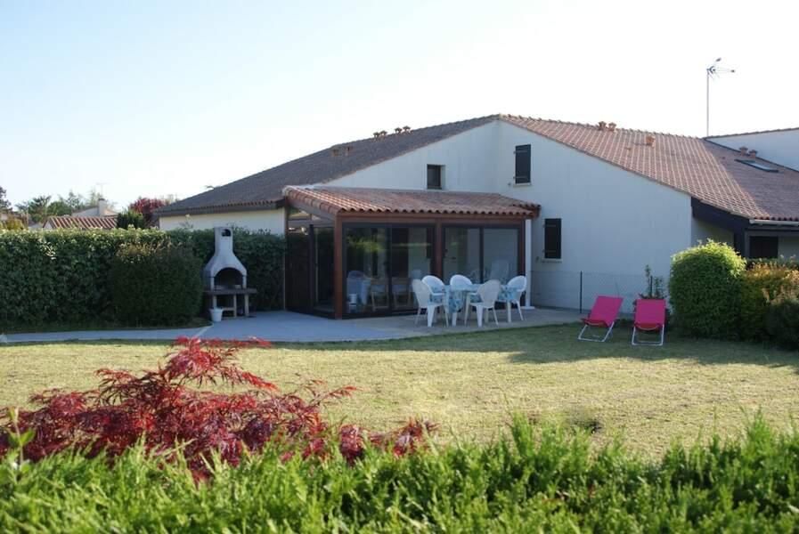 Une maison proche de la plage en Vendée