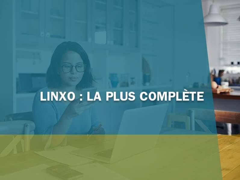 Linxo : la plus complète