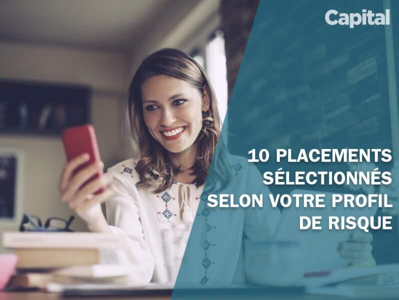 10 placements sélectionnés selon votre profil de risque