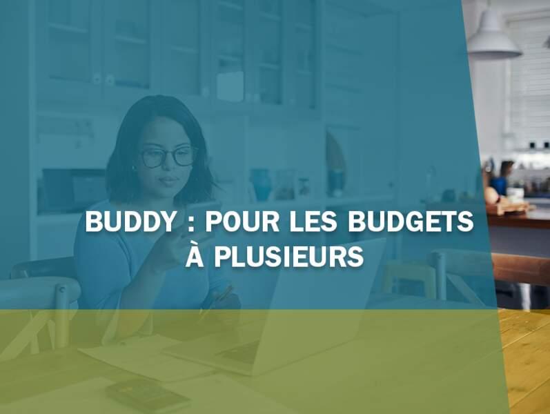 Buddy : pour les budgets à plusieurs