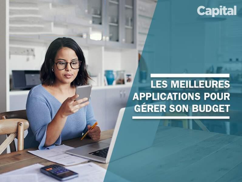 Notre sélection d'applications pour vous aider dans la gestion de vos comptes au quotidien.