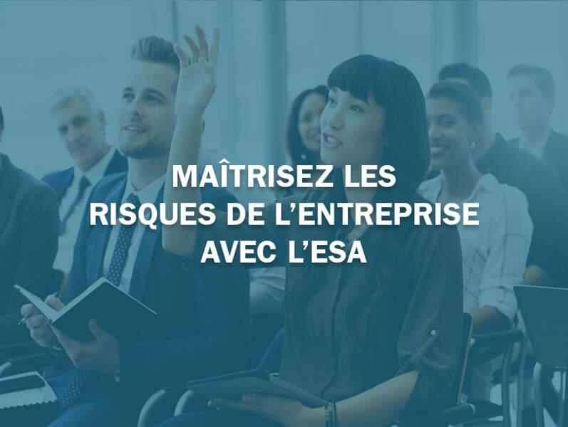 Maîtrisez les risques de l'entreprise avec l'ESA