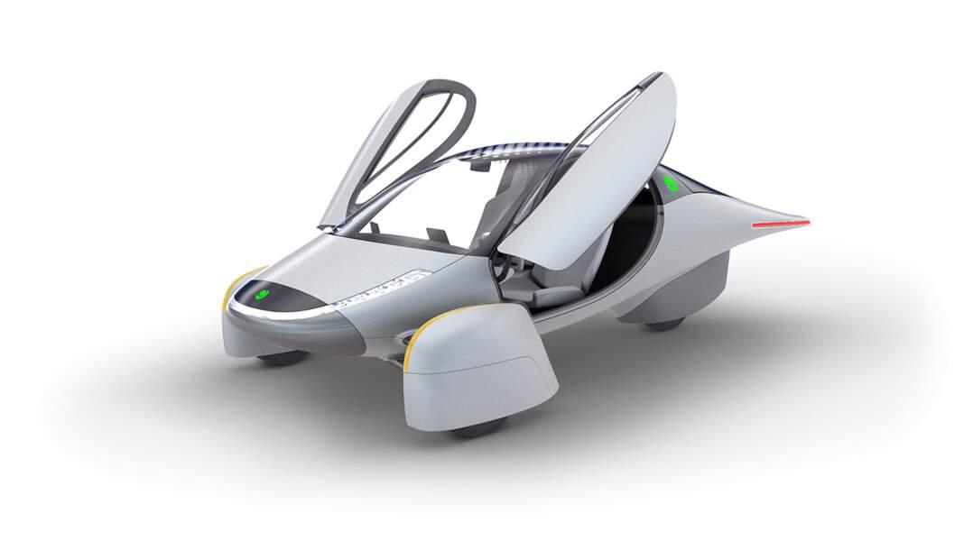 Aptera, la voiture à énergie solaire