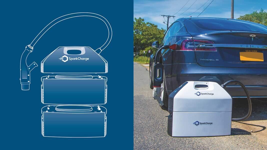 Recharger sa voiture électrique à tout moment